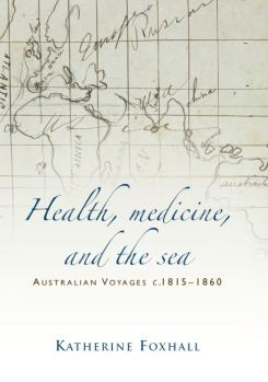Australian Voyages Cover